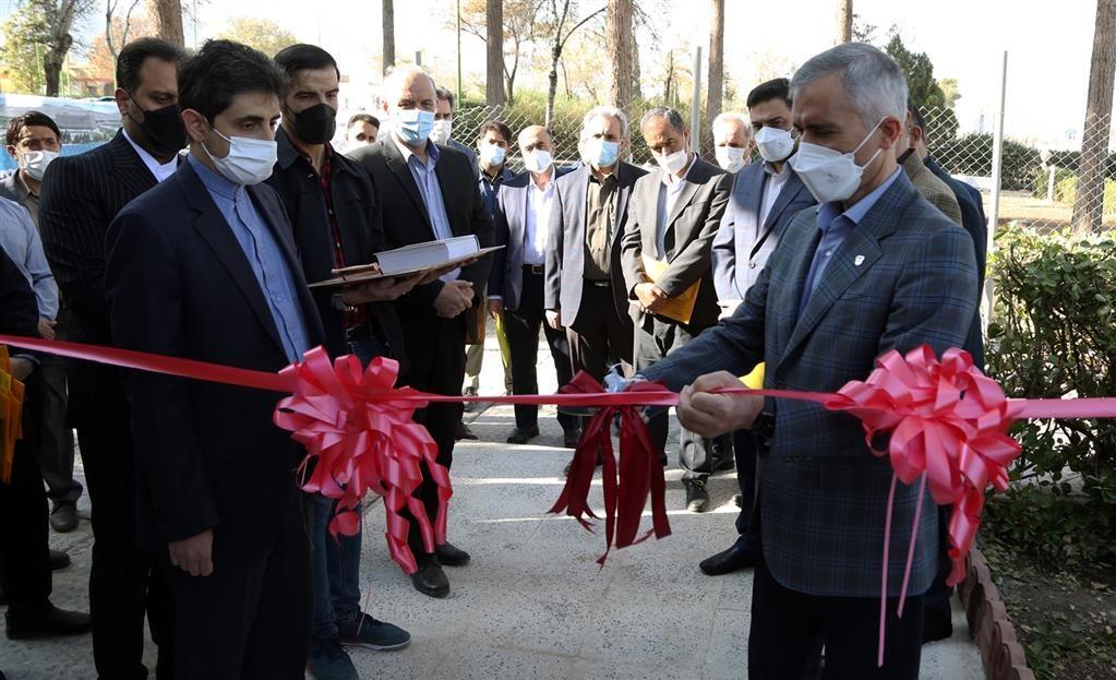 افتتاح مرکز پایش سلامت و طب کار ذوب آهن اصفهان
