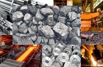 پذیرش هایی از جنس فولاد و سنگ آهن در بورس کالا