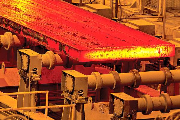 تحقق ۱۲۰درصدی برنامه فروش فولاد هرمزگان