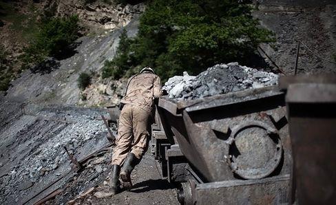 آغاز بهکار معدن زغال سنگ آق دربند با ۱۱۰ کارگر/ نواقص ایمنی معدن مرتفع شد
