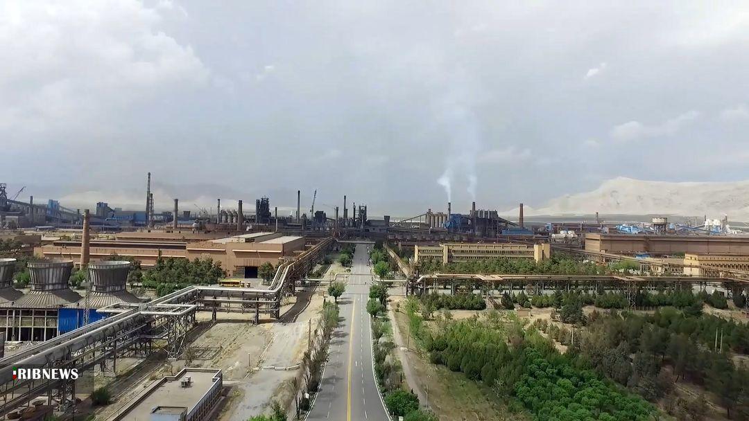گاز های سمی روشنی بخش تولید در صنعت فولاد/ذوب آهن در مسیر سبز