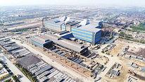 توسعه فولاد هرمزگان با همکاری منطقه ویژه خلیج فارس رقم می خورد