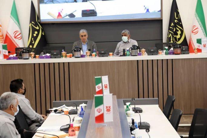 بازدید دکتر سعدمحمدی از طرحهای توسعهای مجتمعهای مسسرچشمه و شهربابک
