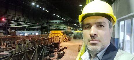 میلگرد آلیاژی ۳۰ در ذوب آهن اصفهان تولید شد