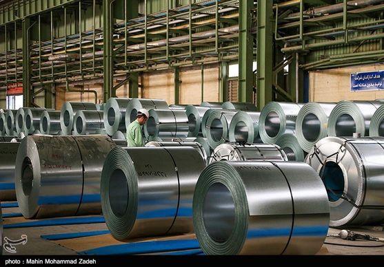 مصرف ظاهری فولاد در داخل کاهش، اما صادرات افزایش یافت