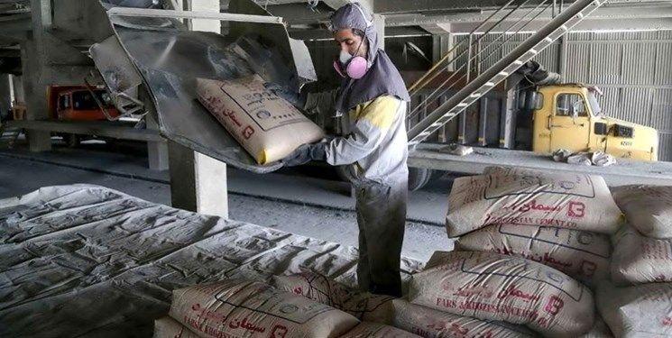 کاهش پیش دریافت خرید سیمان به ۵۰ درصد