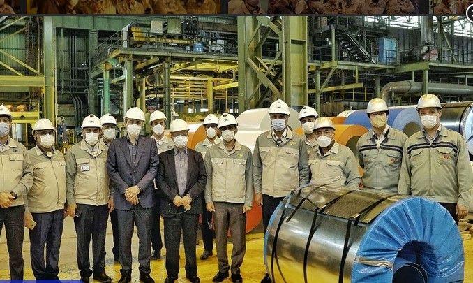کارکنان فولاد مبارکه سرمایههای بیبدیل این مجموعه هستند
