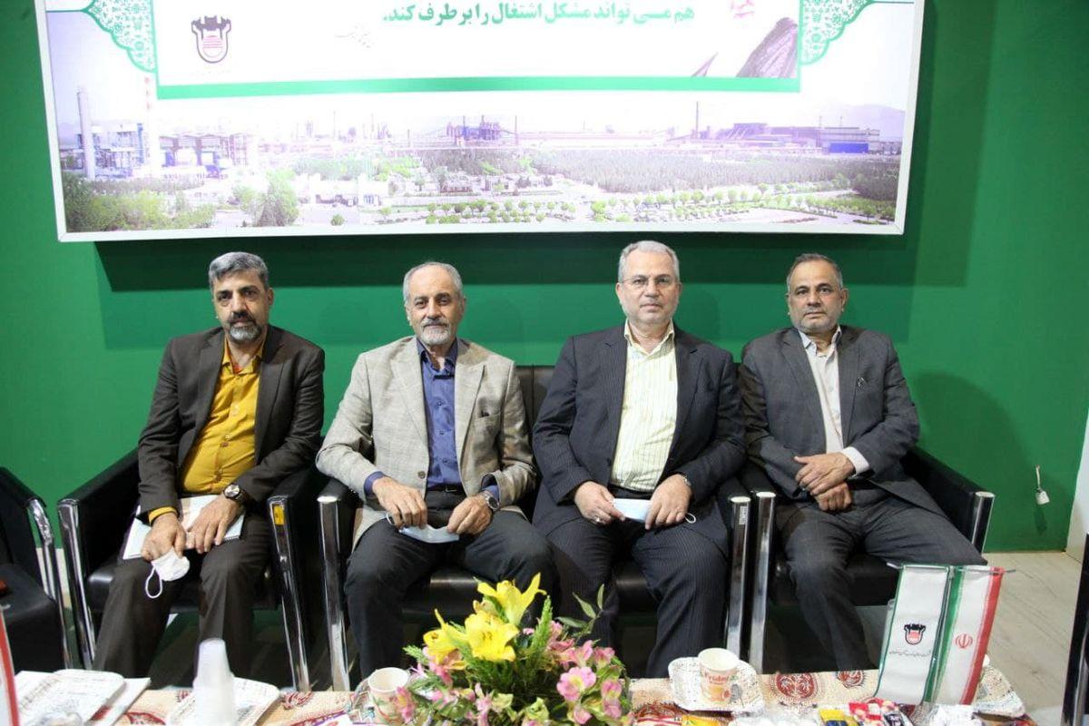 ذوبآهن اصفهان و فولاد مبارکه می توانند همکاری های مشترک بسیاری داشته باشند