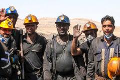 افزایش حقوق کارگران معادن ذغال سنگ با توافق کارفرمایان