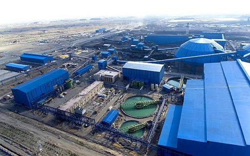 رشد ١۴۶درصدی فروش در فولاد خراسان