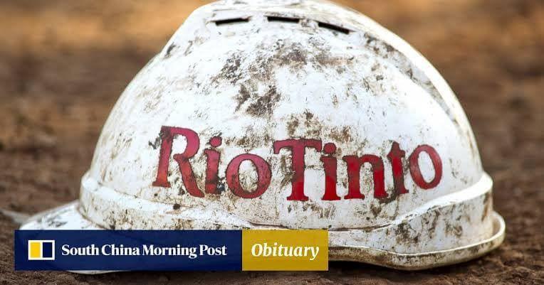 ریو تینتو توزیع و پخش سنگ آهن را در بندر دالیان چین توسعه می دهد