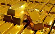 افت ارزش دلار قیمت طلای جهانی را 3.5 دلار گران کرد