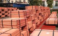 بیش از ۱۴۳ هزار تن کاتد مس در کشور تولید شد